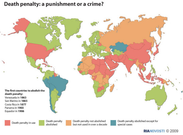 an analysis of the death penalty punishment in the united states Death penalty by state in the united states capital punishment was legal in 31 states both new jersey and new york prohibited the death penalty seven.