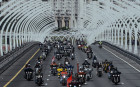 Мотофестиваль St.Petersburg Harley Days в Санкт-Петербурге