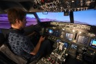 Открытие нового авиатренажера Boeing 737-800 Full Flight Simulator