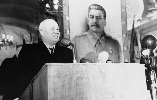 nikita khrushchev rose to power after the death of stalin The soviet political leader nikita khrushchev directed by stalin then, after stalin's death or someone who possesses supreme power, khrushchev.