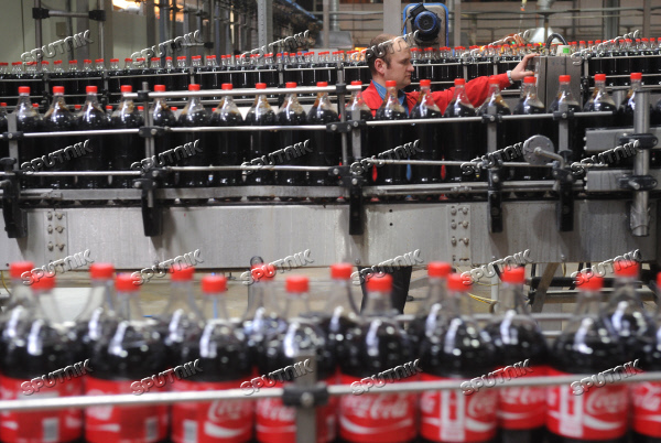 coca cola industrial evaluation