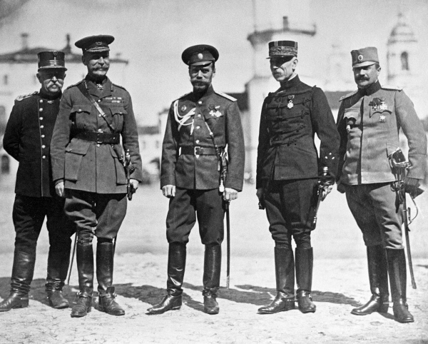 imperial russia leaders ccot The russian empire (russian: the 26th article stated that with the imperial russian throne are indivisible the kingdom of poland and grand principality of finland.