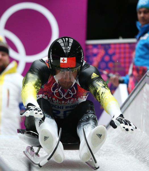 Two man luge olympics