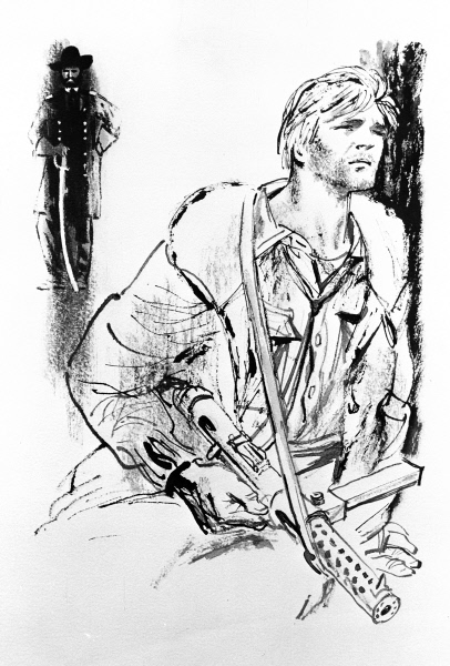 robert jordan as a hemingway code hero In character from willy loman to fred sanford, the lone ranger to lassie: the great characters of american fiction, folklore and pop culture have both reflected and shaped the country's moods.