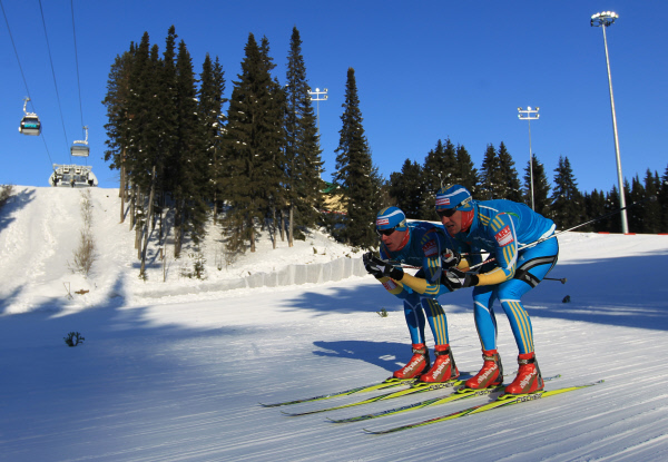 biathlon training effects and processes