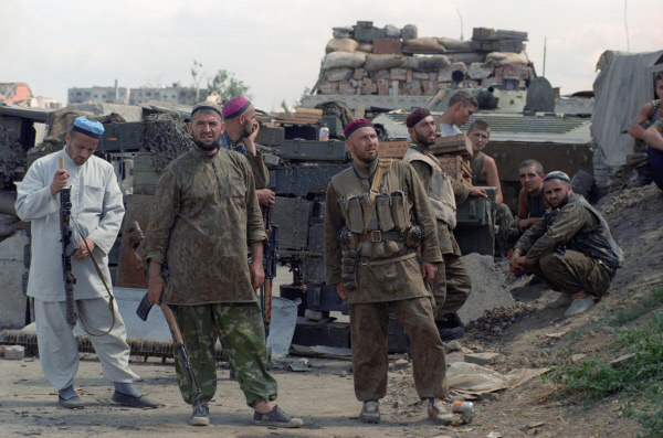 trouble with chechnya essay The first chechen war, also well-known as the war in chechnya, was a clash between the russian federation and the chechen republic ichkeria.