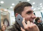 Старт продаж iPhone 6 и iPhone 6 plus в России